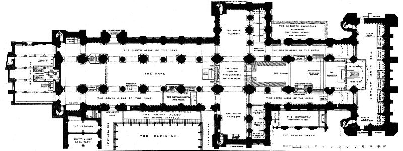 durham cathedral catholic church rectory floor plan for pinterest