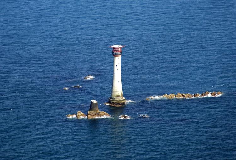 Lighthouse Eddystone Lighthouse
