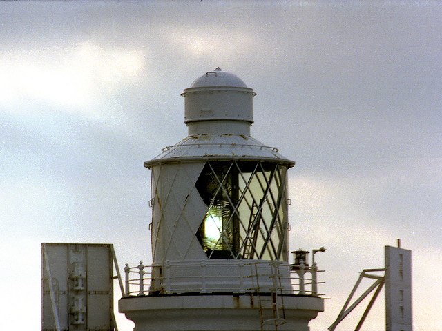 The lights in Lighthouses