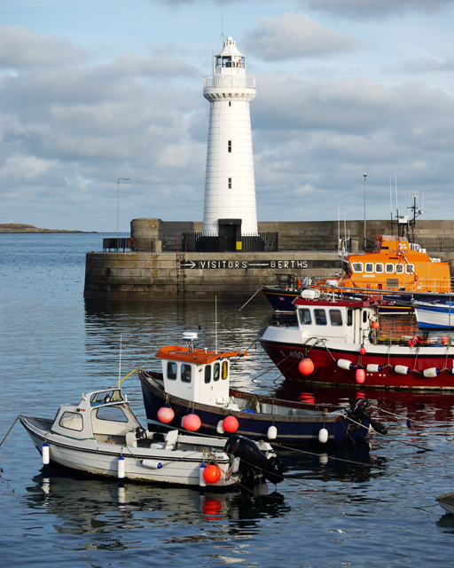 Lighthouse: Donaghadee Lighthouse