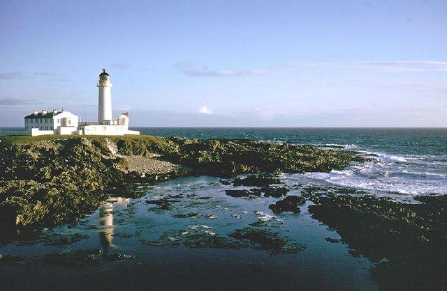 Lighthouse: Fair Isle South Lighthouse