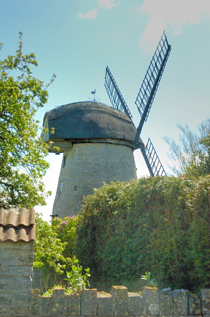 Stembridge Tower Mill Windmill