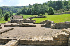 Great Witcombe Roman Villa, Gloucestershire