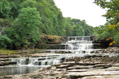 Aysgarth Force, Yorkshire