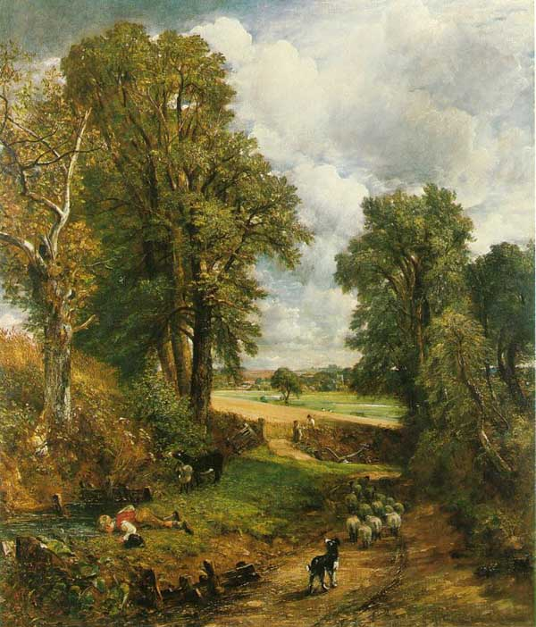 John Constable Painting Locations